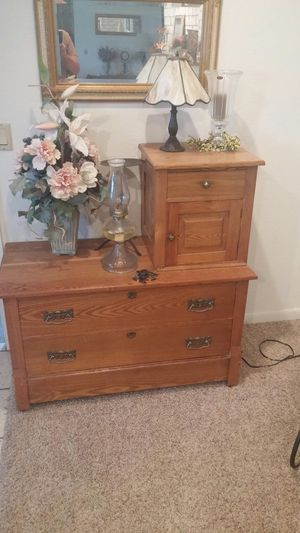 Wash basin stand for Sale in Dubuque, IA