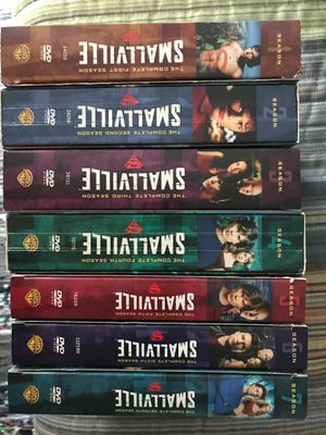 Smallville TV Series for Sale in Niles, MI