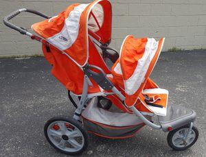 Double Jogger Jogging Stroller for Sale in Farmington, MI