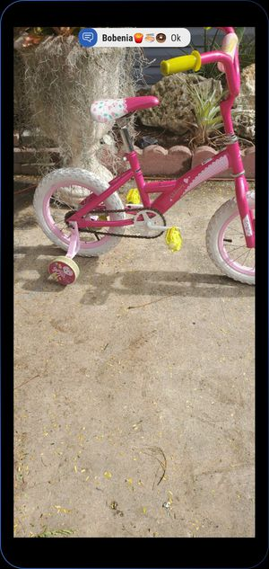 14 inch girls bike bicycle bicicleta lalaloopsy...ready to ride and play.... located on krome and sw 200st for Sale in Homestead, FL