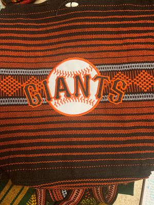 San Francisco giants backpack for Sale in Moreno Valley, CA