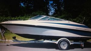 1997 Crownline Bowrider with Trailer for Sale in NJ, US