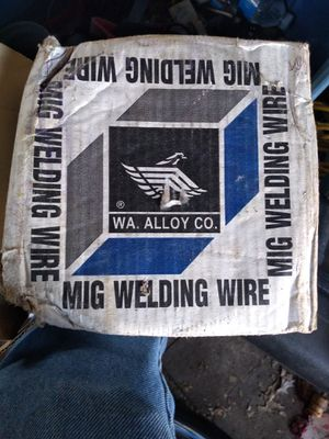Mig welding wire for Sale in Brazil, IN