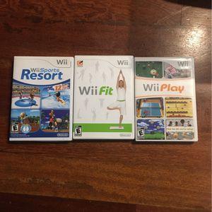 FREE!! WIi Games for Sale in Bellevue, WA