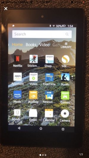 Amazon kindle fire for Sale in Harper Woods, MI