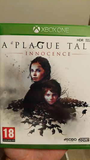 A Plague Tale Innocence Xbox one like new for Sale in Spanaway, WA