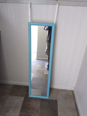 Over the door wall mirror for Sale in Vestal, NY