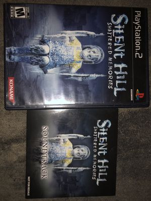 Silent hill shattered memories ps2 for Sale in Columbus, OH
