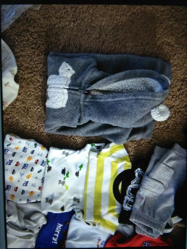 Boys Newborn Baby Clothes