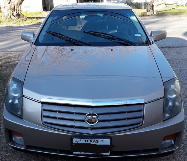 Cadillac Cts For Sale Dallas Tx: Cadillac Cts 2005 For Sale In Dallas, TX