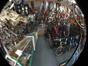 Bmx bikes parts best selection for Sale in Westminster, CA