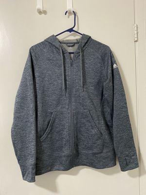 Women's Adidas Climawarm Full Zip Sweater (Medium) for Sale in Fresno, CA