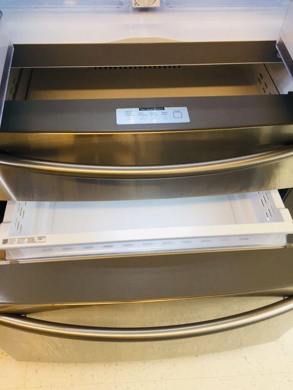 """🔥🔥Samsung//36"""" stainless steel refrigerator counter depth 90 days warranty 🔥🔥"""