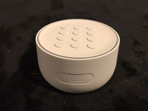 Google Nest Secure Smart Home Security System