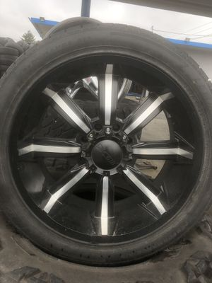 Wheels 22 inch for Sale in Tacoma, WA