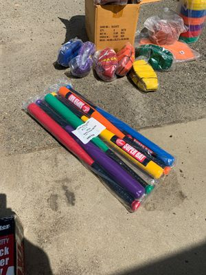 Kids baseball bats for Sale in Reedley, CA