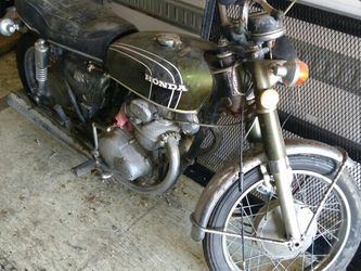 Honda Cb350 Motorcycle for Sale in Morris,  IL