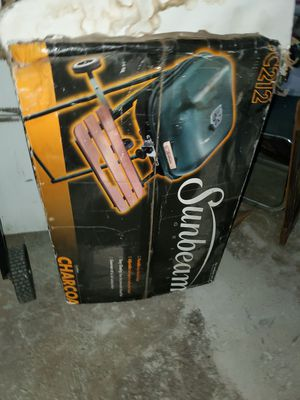 Sunbeam bbq grill for Sale in San Antonio, TX