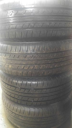 205/55/16 tire set for Sale in Springfield, MA