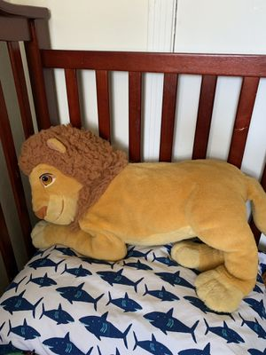 Lion king retro stuffed animal. for Sale in Richmond, CA