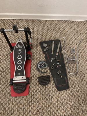 DW Drum Workshop 5000 bass drum & hi-hat parts (LOT, old school) for Sale in Los Angeles, CA