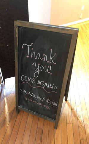 Chalk Board for Sale in Falls Church, VA