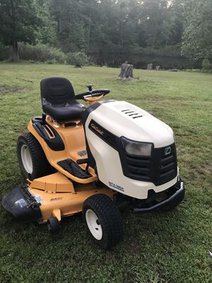 Cub Cadet riding mower for Sale in Sheridan, AR