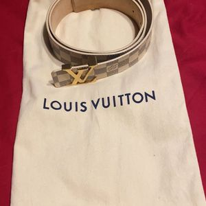 Men's Louis Vuitton Belt for Sale in Fairless Hills, PA
