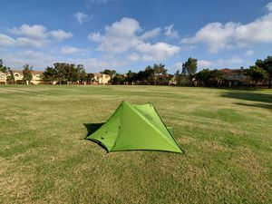 Nemo Veda 1P Backpacking/Camping Tent w/ brand new Footprint for Sale in Irvine, CA