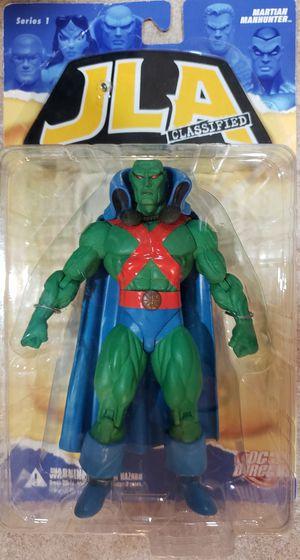 JLA Martian Manhunter Action figure for Sale in Scottsdale, AZ