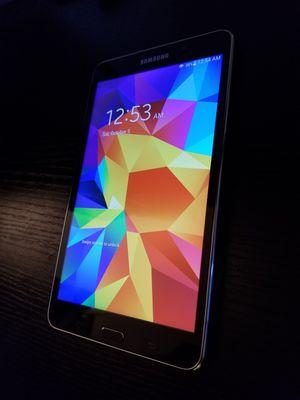 """Samsung Galaxy Tab 4 (7"""" Black) for Sale in Chula Vista, CA"""