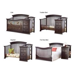 Sorelle-Providence 4 in 1 Crib Convertible Crib!! for Sale in Frederick, MD