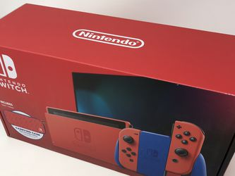 Nintendo Switch Mario Limited Edition for Sale in Burke,  VA
