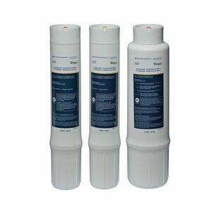 Whirlpool WHEMBF 3-Pack Carbon Block Under Sink Replacement Filter for Sale in Las Vegas, NV