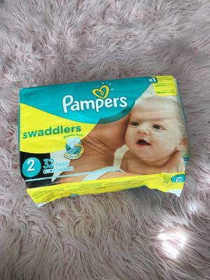 Diapers - Pampers Swaddlers for Sale in Las Vegas, NV