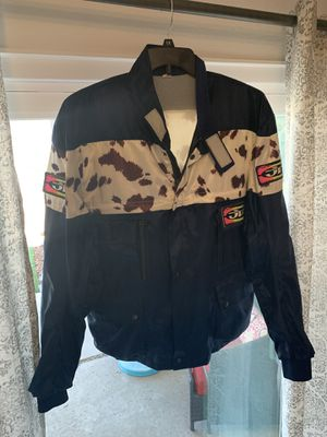 Nice JT USA Mens Motorcycle Jacket, Large for Sale in Santee, CA