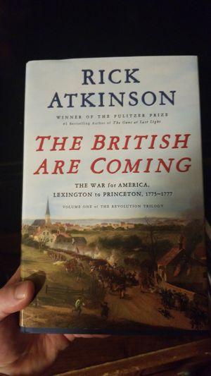 The british are coming. for Sale in Smithfield, RI