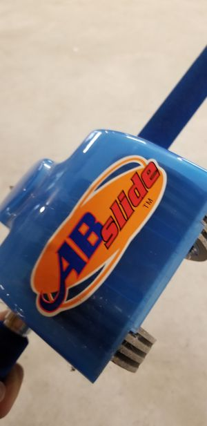 Ab Slide for Sale in Easton, MA