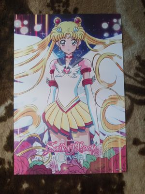 Anime Posters - Sailor Moon #12 for Sale in Bellflower, CA