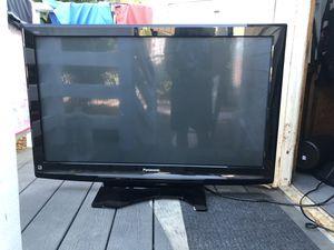 """43"""" Panasonic HD TV for Sale in Encinitas, CA"""