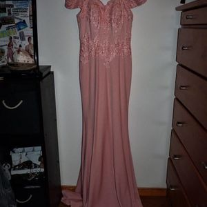 Pink Prom Dress for Sale in Enfield, CT