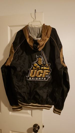 UCF Knights football stadium jacket vintage for Sale in VLG WELLINGTN, FL
