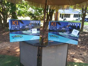 2 Intex Challenger Kayaks for Sale in Peachtree City, GA