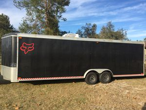 Enclosed trailer 8.5x24 for Sale in Eustis, FL