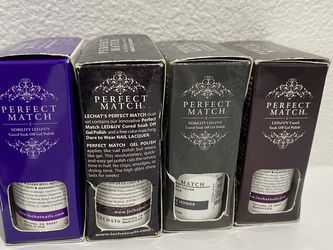 Gel and Polish Matching Nail Polish Set for Sale in Fountain Valley,  CA