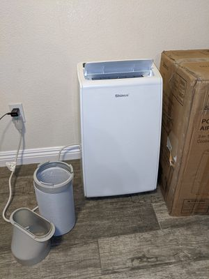 Shinco portable air conditioning cooling/fan/dehumidifier for Sale in North Las Vegas, NV