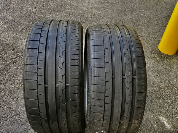245 30 20 Continental 2 tires