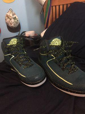 Retro Jordan 2 nightshade samples sz 9 for Sale in West Linn, OR