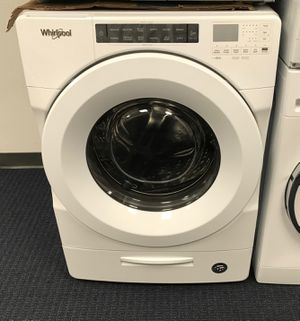 Brand New Whirlpool Washer (no dryer) for Sale in Phoenix, AZ