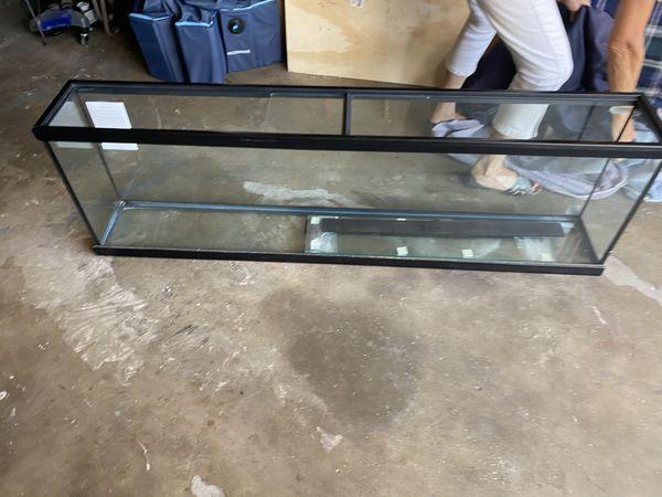 Visio custom fish tank